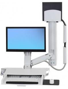 Ergotron StyleView Vit PC Multimediastativ Ergotron 45-270-216 - 1