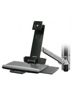 "Ergotron StyleView Sit-Stand Combo System 61 cm (24"") Gjuten aluminium Ergotron 45-271-026 - 1"