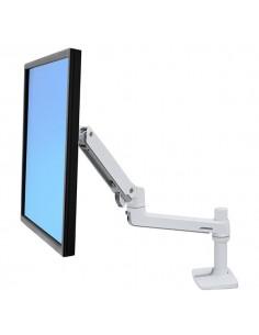 """Ergotron LX Series 45-490-216 monitorin kiinnike ja jalusta 81.3 cm (32"""") Valkoinen Ergotron 45-490-216 - 1"""