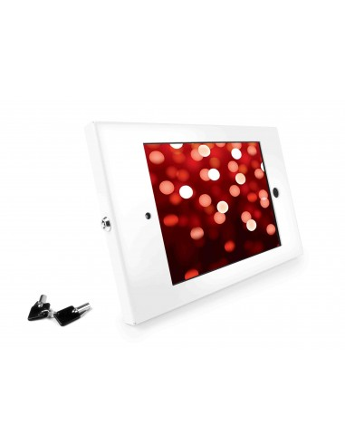 "Compulocks 260ENW tablet security enclosure 24.6 cm (9.7"") White Maclocks 260ENW - 1"