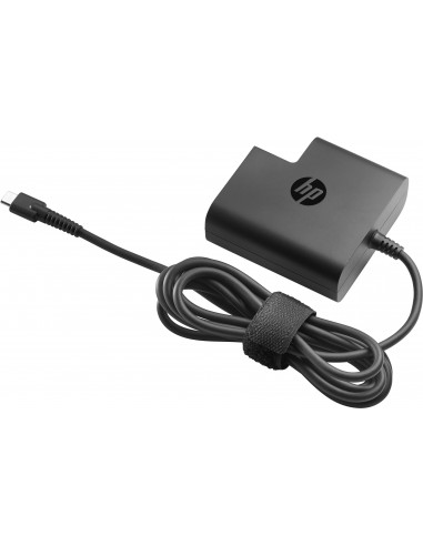 HP 65W USB-C Power Adapter Hp 1HE08AA#ABU - 1