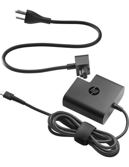 HP 65W USB-C Power Adapter Hp 1HE08AA#ABU - 2