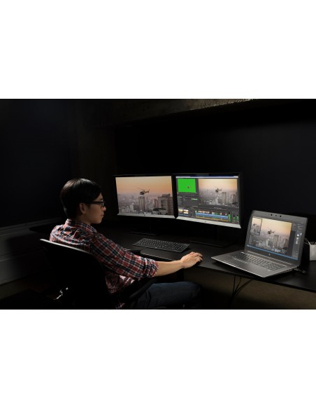 "HP DreamColor Z27x G2 Studio 68.6 cm (27"") 2560 x 1440 pixlar Quad HD LED Svart Hp 2NJ08A4#ABB - 11"