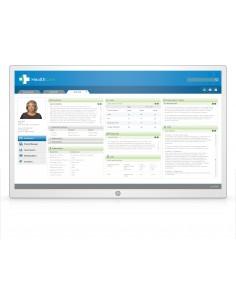 "HP Healthcare Edition HC271p 68.6 cm (27"") 2560 x 1440 pixlar Quad HD LED Vit Hp 3ME71AA#ABB - 1"