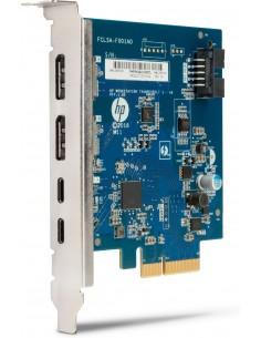 HP 3UU05AA liitäntäkortti/-sovitin DisplayPort,Thunderbolt 3 Sisäinen Hp 3UU05AA - 1