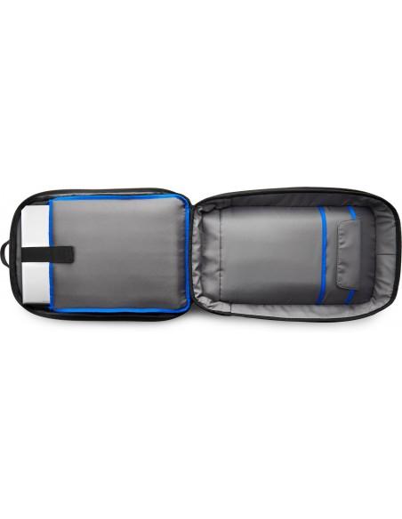 HP Recycled backpack Black Polyvinyl Butyral (PVB), Polyethylene terephthalate (PET) Hp 5KN28AA - 3