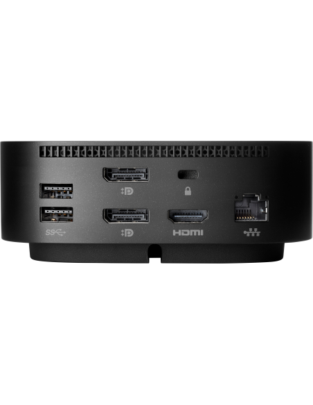 HP 5TW10AA Langallinen USB 3.2 Gen 1 (3.1 1) Type-C Musta Hp 5TW10AA#ABB - 5