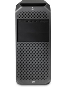 HP Z4 G4 W-2123 Mini Tower Intel® Xeon W 16 GB DDR4-SDRAM 256 SSD Windows 10 Pro Työasema Musta Hp 5UD45EA#UUW - 1