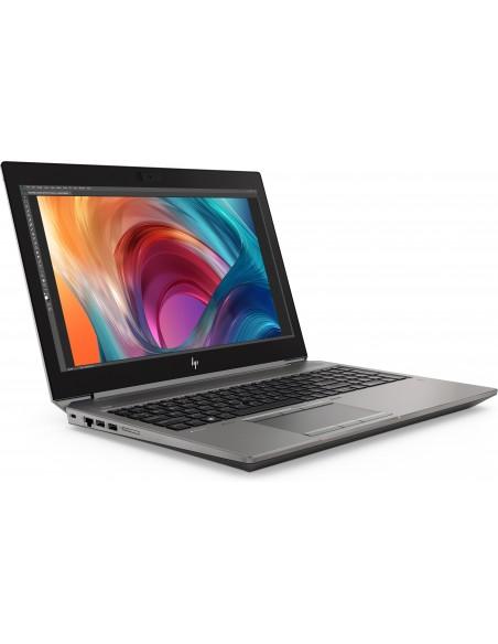 HP ZBook 15 G6 Harmaa Mobiilityöasema 39 Hp 6TV29EA#AK8 - 2