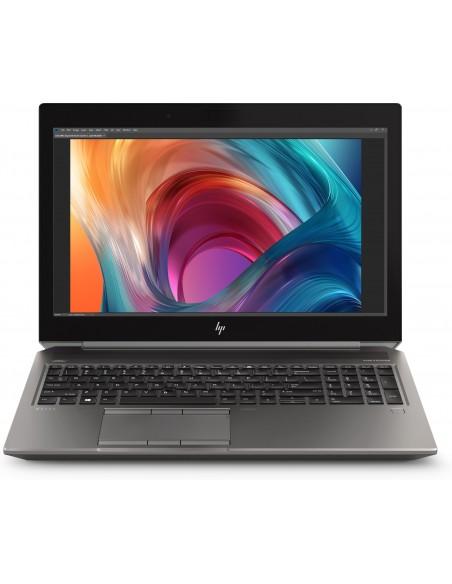 HP ZBook 15 G6 Harmaa Mobiilityöasema 39 Hp 6TV29EA#AK8 - 3