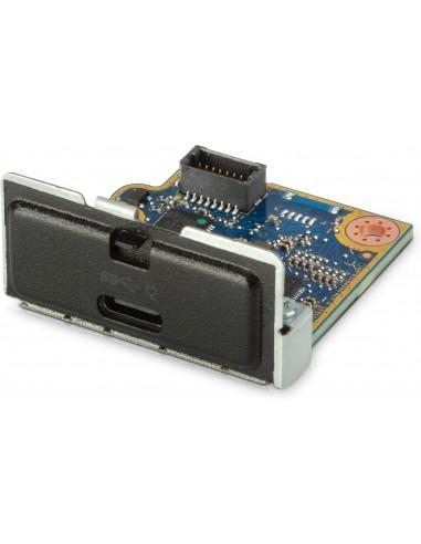 HP Type-C USB 3.1 Gen2 Port with 100W PD liitäntäkortti/-sovitin 3.2 Gen 1 (3.1 1) Sisäinen Hp 6VF54AA - 1