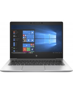 "HP EliteBook 830 G6 Notebook 33.8 cm (13.3"") 1920 x 1080 pixels 8th gen Intel® Core™ i5 8 GB DDR4-SDRAM 256 SSD Wi-Fi 6 Hp 6XE59"