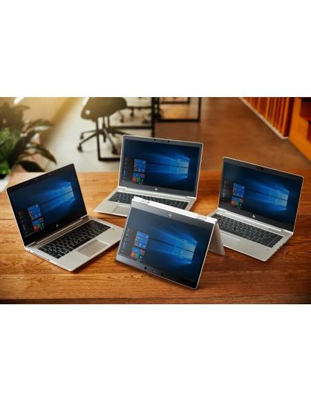 """HP EliteBook 840 G6 Notebook 35.6 cm (14"""") 1920 x 1080 pixels 8th gen Intel® Core™ i5 8 GB DDR4-SDRAM 256 SSD Wi-Fi 6 Hp 6XE62EA"""