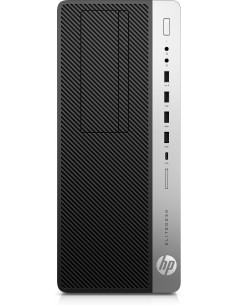 HP EliteDesk 800 G5 i7-9700 Tower 9:e generationens Intel® Core™ i7 16 GB DDR4-SDRAM 512 SSD Windows 10 Pro PC Svart Hp 7AC50EA#