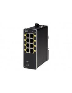 Cisco IE-1000-6T2T-LM nätverksswitchar hanterad Fast Ethernet (10/100) Svart Cisco IE-1000-6T2T-LM - 1