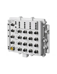 Cisco IE-2000-16T67P-G-E network switch Managed L2 Gigabit Ethernet (10/100/1000) Power over (PoE) White Cisco IE-2000-16T67P-G-