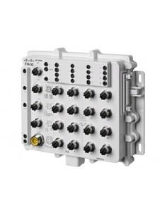 Cisco IE-2000-16T67P-G-E verkkokytkin Hallittu L2 Gigabit Ethernet (10/100/1000) Power over -tuki Valkoinen Cisco IE-2000-16T67P