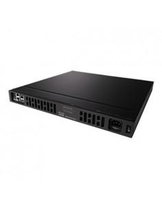 Cisco ISR 4331 langallinen reititin Gigabitti Ethernet Musta Cisco ISR4331-AX/K9 - 1