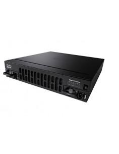 Cisco ISR 4331 kabelansluten router Gigabit Ethernet Svart Cisco ISR4331/K9 - 1