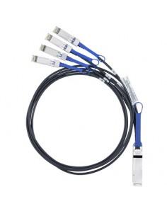 Cisco QSFP-4X10G-AOC7M= InfiniBand-kaapeli 7 m QSFP+ 4 x SFP+ Cisco QSFP-4X10G-AOC7M= - 1