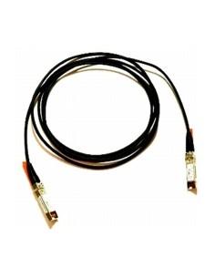 Cisco 10GBASE-CU, SFP+, 1.5m nätverkskablar Svart 1.5 m Cisco SFP-H10GB-CU1-5M= - 1