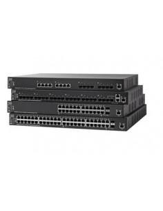 Cisco SX550X-12F-K9-EU nätverksswitchar hanterad L3 Svart Cisco SX550X-12F-K9-EU - 1