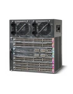 Cisco WS-C4507R+E verkkolaitekotelo 11U Musta Cisco WS-C4507R+E - 1