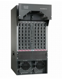 Cisco Catalyst 6509 Enhanced verkkolaitekotelo 21U Cisco WS-C6509-V-E - 1