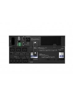Vertiv Liebert GXT5-10KIRT5UXLE strömskydd (UPS) Dubbelkonvertering (Online) 10000 VA W 8 AC-utgångar Vertiv GXT5-10KIRT5UXLE -