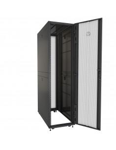 Vertiv VR3307 rack cabinet 48U Freestanding Black, Transparent Vertiv VR3307 - 1
