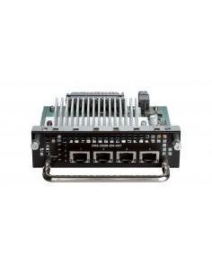 D-Link DXS-3600-EM-4XT verkkokytkinmoduuli 10 Gigabit D-link DXS-3600-EM-4XT - 1