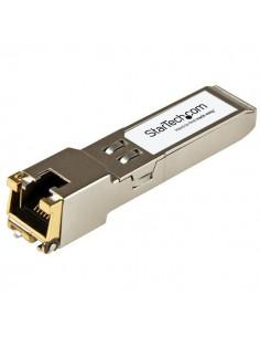 StarTech.com Extreme Networks 10070H Compatible SFP Module - 1000BASE-T to RJ45 Cat6/Cat5e 1GE Gigabit Ethernet RJ-45 100m Start