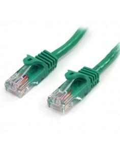 StarTech.com 45PAT3MGN verkkokaapeli Vihreä 3 m Cat5e U/UTP (UTP) Startech 45PAT3MGN - 1