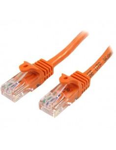StarTech.com 45PAT5MOR networking cable Orange 5 m Cat5e U/UTP (UTP) Startech 45PAT5MOR - 1