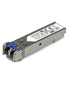 StarTech.com MSA Uncoded SFP Module - 1000BASE-LX 1GbE Single Mode Fiber (SMF) Optic Transceiver 1GE Gigabit Ethernet LC 10km St