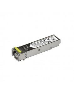 StarTech.com MSA Uncoded SFP Transceiver Module - 100BASE-BX 10 GbE Gigabit Ethernet BiDi Fiber (SMF) (SFP100BBXDST) Startech SF