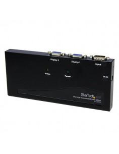 StarTech.com 2 Port High-Resolution 350 MHz VGA / Distribution Amplifier Startech ST122PROEU - 1