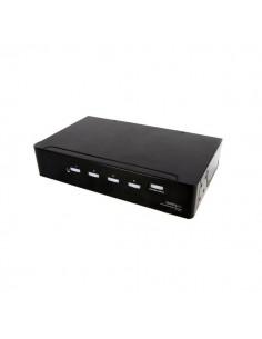 StarTech.com 4 Port DVI with Audio Startech ST124DVIA - 1