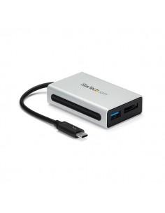 StarTech.com Thunderbolt 3 till eSATA adapter + USB 3.1 (10 Gbps) port - Mac/Windows Startech TB3ESATU31 - 1