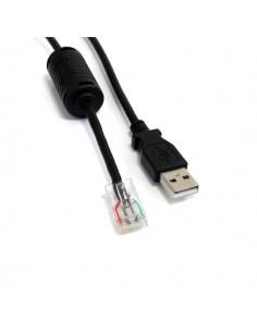 StarTech.com USBUPS06 USB-kaapeli 1.83 m USB A Musta Startech USBUPS06 - 1