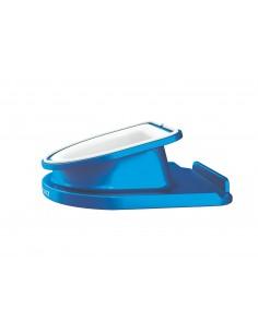 Leitz 62741036 Multimedia cart/stand Blue, Metallic Tablet stand Kensington 62741036 - 1