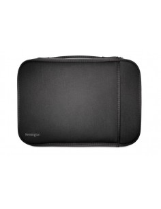 """Kensington Soft laukku kannettavalle tietokoneelle 35.6 cm (14"""") Suojakotelo Musta Kensington K62610WW - 1"""