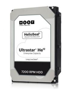"""Western Digital Ultrastar He12 3.5"""" 12000 GB SAS Hgst 0F29530 - 1"""