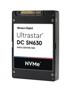 """Western Digital Ultrastar DC SN630 2.5"""" 7680 GB U.2 3D TLC NVMe Hgst 0TS1620 - 1"""