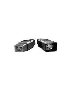 Hewlett Packard Enterprise 295633-B22 strömkablar Svart 2.5 m C19 coupler Hp 295633-B22 - 1