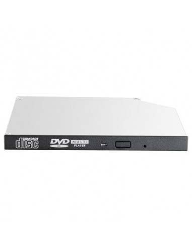HP 9.5mm SATA DVD-ROM JackBlack Gen9 Optical Drive Hp 726536-B21 - 1