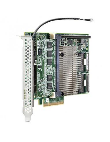 Hewlett Packard Enterprise Smart Array P840/4GB FBWC 12Gb 2-ports Int SAS RAID-kontrollerkort PCI Express x8 3.0 12 Gbit/s Hp 72