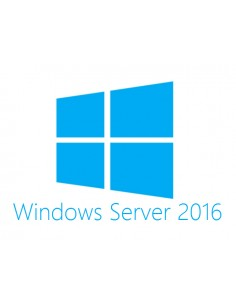 Hewlett Packard Enterprise Microsoft Windows Server 2016 Standard Edition Pre - Installed (FIO) UEFI 16 Core EN Hp 871143-B21 -