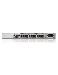 Hewlett Packard Enterprise 8/24 Base (16) Full Fabric Ports Enabled SAN Hallittu 1U Hopea Hp AM868C - 1