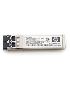 Hewlett Packard Enterprise B-series 8Gb Extended LW 25km Fibre Channel SFP+ lähetin-vastaanotinmoduuli Valokuitu 8000 Mbit/s Hp